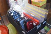 Sale 8189 - Lot 2192 - Group of Smartphones/mobiles (Sold As Found) and 3 x Apple USB chargers