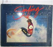 Sale 8431B - Lot 21 - Surfing Fundamentals by Nat Young, Palm Beach Press 1985. Paperback, 128 pages