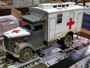 Sale 8817C - Lot 593 - K&C Figure; Opel Blits Field Ambulance