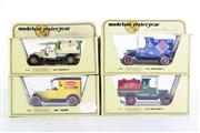 Sale 8960T - Lot 1 - A Set Of Four Matchbox Models of Yesteryear Toy Cars Incl Bp
