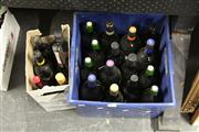Sale 8169 - Lot 2213 - 21 Bottles of Various Wines