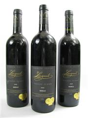 Sale 8278A - Lot 71 - 3x 2000 Langmeil Winery Valley Floor Shiraz, Barossa Valley