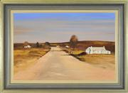 Sale 8344 - Lot 533 - Colin Parker (1941 - ) - At Collector, NSW 60 x 90.5cm