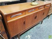 Sale 8350 - Lot 1019 - G-Plan Fresco Teak Sideboard