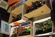 Sale 8346 - Lot 2332 - Boxes of Matchbox and other Toys