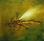 Sale 8916 - Lot 536 - Kevin Charles (Pro) Hart (1928 - 2006) - Ants and Grasshopper 26 x 29 cm