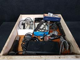 Sale 9254 - Lot 2344 - Large collection of vintage microphones