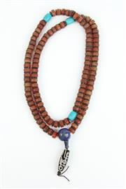 Sale 8407 - Lot 21 - Beaded Necklace