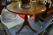 Sale 8066 - Lot 1094 - Reproduction Wine Table