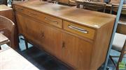 Sale 8350 - Lot 1086 - G-Plan Fresco Teak Sideboard
