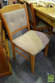 Sale 8507 - Lot 1029 - Set of 6 Parker Dining Chairs