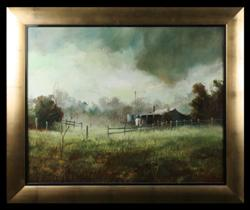 Sale 7923 - Lot 509 - Peter Fennell - Landscape 61 x 76cm