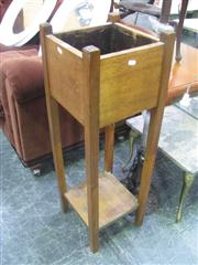 Sale 7944A - Lot 1094 - Timber Plant Stand