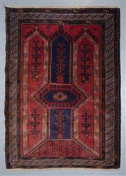 Sale 8545C - Lot 73 - Persian Baluchi 150cm x 85cm