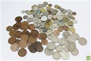 Sale 8618 - Lot 98 - Coin Collection Incl Half Crowns, Pennies Etc
