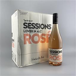 Sale 9257W - Lot 955 - 6x 2020 The People Sessions Rose, Hawkes Bay - 9.5% ABV, in box