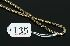 Sale 7358 - Lot 24 - A 9CT GOLD FANCY LINK NECK CHAIN.