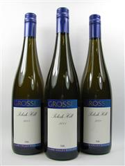 Sale 8238 - Lot 1690 - 3x 2008 Grosset Polish Hill Riesling, Clare Valley