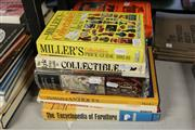Sale 8369 - Lot 91 - Millers Collectables Price Guide 1992-93 with other Collectors Books incl. The Complete Encyclopaedia of Antiques