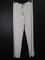Sale 8514H - Lot 71 - Jennys White Stretch Pants - size small