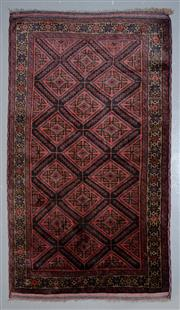 Sale 8545C - Lot 75 - Persian Antique Baluchi 125cm x 90cm