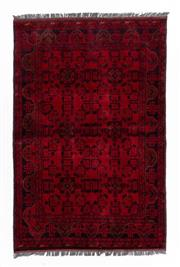 Sale 8800C - Lot 138 - An Afghan Khal Mohammadi 100% Wool Pile Natural Dyes, 125 x 200cm