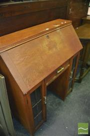 Sale 8380 - Lot 1066 - Drop Front Bureau
