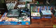 Sale 8566 - Lot 1031 - Boxed SEGA Mega Drive Toy Story Edition with 25 x Gaming Cartridges - Video Cord Missing