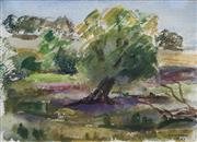Sale 8838A - Lot 5079 - Frank Hinder (1906 - 1992) - Australian Capital Territory, 1943 18 x 23cm