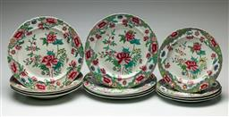 Sale 9192 - Lot 93 - A Collection of 19th Century Chinese Export Ceramics
