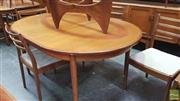 Sale 8383 - Lot 1029 - G-Plan Table and Four Chairs
