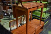 Sale 8566 - Lot 1545 - Small Dropside Table