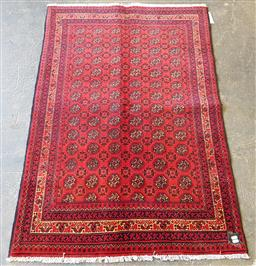 Sale 9215 - Lot 1498 - Persian fine hand knotted pure wool Bokhara (150 x 100cm)
