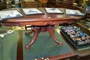 Sale 8093 - Lot 1323 - Timber Coffee Table