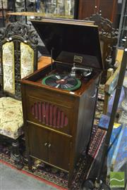 Sale 8380 - Lot 1034 - Autonola Gramophone