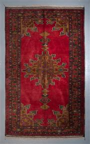 Sale 8545C - Lot 78 - Persian Baluchi 216cm x 116cm