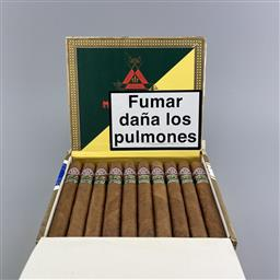 Sale 9217A - Lot 889 - Montecristo Open Junior Cuban Cigars - box of 20 cigars, stamped May 2010