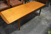 Sale 8364 - Lot 1043 - G-Plan Fresco Teak Coffee Table