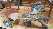 Sale 8383 - Lot 1021 - Moby Pony Express Ride on Toy