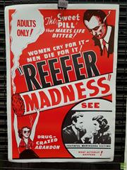 Sale 8566 - Lot 1083 - Reefer Madness Poster