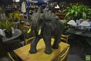 Sale 8307 - Lot 1065 - African Forest Elephant Figure