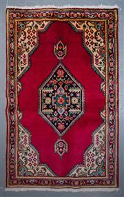 Sale 8545C - Lot 79 - Persian Vintage Kashan 253cm x 93cm