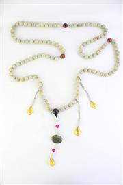 Sale 8835 - Lot 264 - Chinese Court Style Necklace
