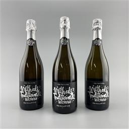 Sale 9257W - Lot 960 - 3x 2015 The People Methode Traditionnelle Sparkling Pinot Chardonnay, Marlborough