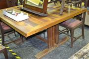 Sale 7981A - Lot 1050 - Recycled Timber Table