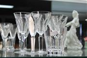 Sale 8261 - Lot 8 - Waterford Crystal Glasses (6)
