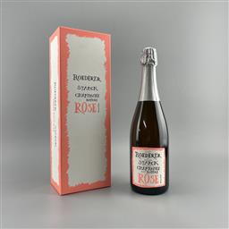 Sale 9204W - Lot 605 - 2012 Louis Roederer x Philippe Stark Brut Nature Rose, Champagne - in box