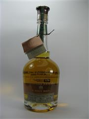 Sale 8201A - Lot 545 - 1x Woodford Reserve Masters Collection Classic Malt Whiskey - bottle no.7308