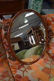 Sale 8566 - Lot 1541 - Mirror in Carved Frame