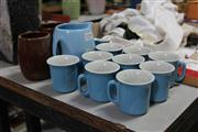 Sale 8169 - Lot 2299 - Collection of Victoria Cups, Jug, & 2 Mugs